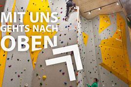 Kletterzentrum, Landshut