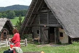 Keltendorf Gabreta in Ringelai